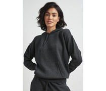 100% Recycled Knitted Hoodie