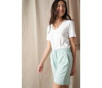 100% Organic Stay Positive Unisex Lounge Shorts