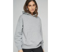 100% Recycled Basic Oversized Hoodie