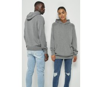 100% Recycled Knitted Unisex Hoodie