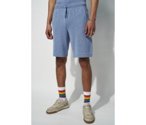 100% Recycled Knitted Lounge Shorts