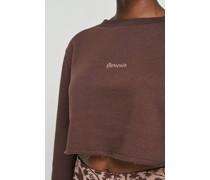 Cropped Genesis Sweatshirt
