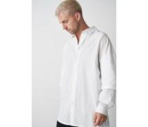 100% Organic Cotton Double Layer Oversized Shirt