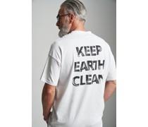Earth Oversized T-Shirt