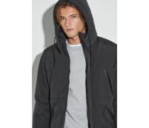 100% Recycled Puffer Parka Jacket
