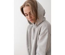 100% Recycled Oversized Hoodie