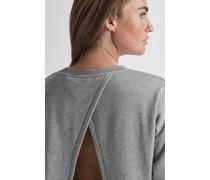 100% Organic Open Back Sweatshirt