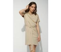 Cap Sleeve T-shirt Mini Dress