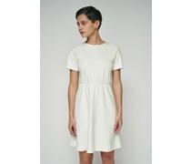 Smock Short Sleeve Mini Dress