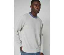 100% Upcycled Blend Textured Knit Contrast Jumper