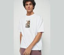 Scaffolding Oversized T-shirt