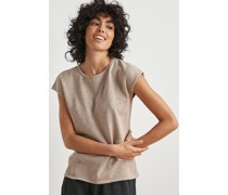 100% Recycled Sleeveless Top