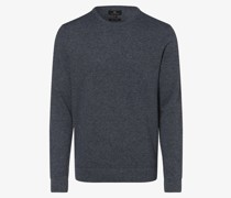 Pullover mit Leinen-Anteil