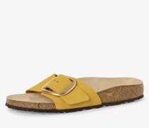 Sandalen aus Leder -Madrid Big Buckle