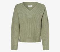 Pullover mit Kamelhaar-Anteil - Claire