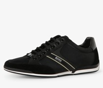 Sneaker mit Leder-Anteil - Saturn_Lowp_mx