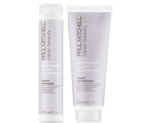 Clean Beauty Repair Shampoo and Conditioner Set