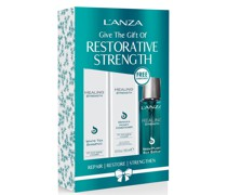 L'Anza Healing Strength Holiday Trio Box