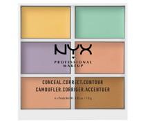 3C Palette - Color Correcting Concealer
