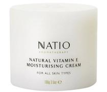 Natürliches Vitamin E Feuchtigkeitsspendende Creme (100 g)