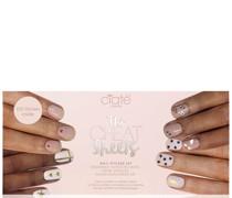 Cheat Sheet Nail Stickers V2