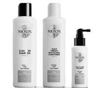3-Part System 1 Trial Kit for Natural Hair with Light Thinning