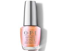 Hidden Prism Limited Edition Infinite Shine Long Wear Nail Polish, Coral Chroma 15ml