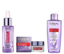 Revitalift Filler Hyaluronic Serum, Day Cream and Micellar Water Bundle