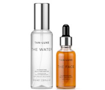 Travel Size The Face and The Water Bundle - Light-Medium