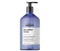 Serie Expert Blondifier Gloss Shampoo for Highlighted or Blonde Hair 750ml