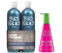 Bed Head Moisture Shampoo, Conditioner and Leave in Conditioner Set