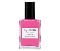 L'Oxygene Nail Lacquer Pink Tulip