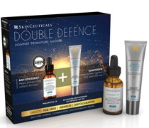 Double Defence Phloretin CF Kit for Combination, Discolouration-Prone Skin