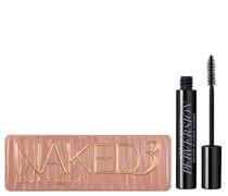Naked 3 Palette and Mascara Bundle