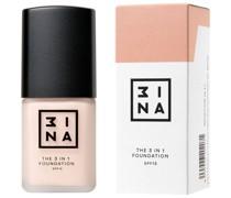 3INA 3-in-1 Foundation 30ml (verschiedene Farbtöne) - 200