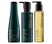 The Strength and Shine Essential Trio for Damaged Hair