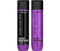 Total Results Color Obsessed Shampoo and Conditioner (300ml)