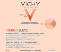 Mineralblend Tri-Colour Medium Powder 9g