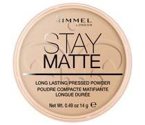 Stay Matte Pressed Powder (Various Shades) - Sandstorm