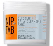 NIP + FAB Glycolic Fix Daily Cleansing Pads - 60 Pads