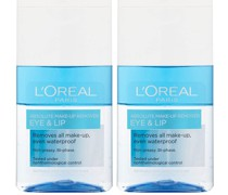 Absolute Make-Up Remover Eye and Lip 125ml 2 Pack Exclusive