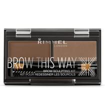 Brow This Way Eyebrow Kit - Medium Brown