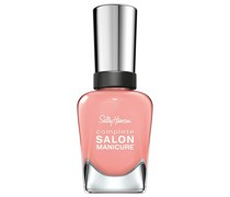 Complete Salon Manicure 3.0 Keratin Strong Nail Polish 14.7ml (Various Shades) - Crazy Stupid Blush