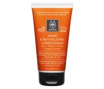Holistic Hair Care Shine & Revitalising Conditioner for All Hair Types - Orange & Honey 150ml