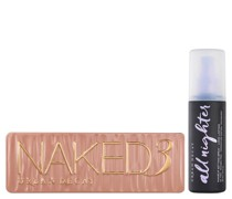 Naked 3 Palette and Setting Spray Bundle