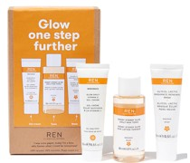 REN Radiance Glow One Step Further Routine Kit