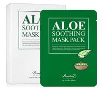 Aloe Soothing Mask Pack -10 Ea/Pack