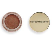 Revolution Pro Eye Lustre Cream Eyeshadow Pot (Various Shades) - Brass