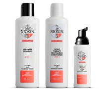 3-Part System 4 Loyalty Kit for Coloured Hair with Progressed Thinning