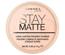 Stay Matte Pressed Powder (Various Shades) - Pink Blossom